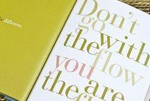 Design Inspiration / by Jenni Roberts
