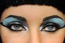 Makeup Tips and Tricks / Makeup tips tutorials and inspiration  / by Va-Voom Vintage