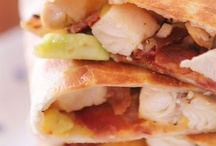 Foods-sandwiches / by Donna Giblin