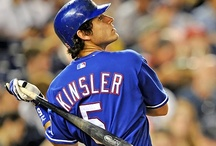 |Texas Rangers| / by Linda Stallings