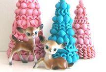 DIY Christmas Decor / Crafty ideas for a 50s Christmas  / by Va-Voom Vintage