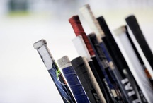 hockey- the best sport in the world! / by Sara Anderson
