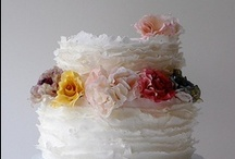~i love cake~ / Deliriously crazy for cake. / by Barbara