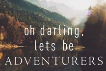 Her Beautiful Adventure / Lets Run Away - Lets see the World - Follow the Beautiful Adventure at www.herbeautifuladventure.co.nz and on Instagram @herbeautifuladventure - Saree x