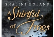 A Shirtful of Frogs / The life of a WW2 evacuee collides with the world of a boy from the present day, in this timeslip adventure.