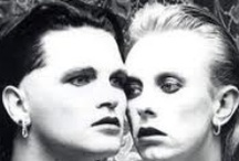 Darkwave / gothic rock from 70's-80's / by Dé Sordre