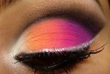 """""""Maquillajes"""" / Maquillajes que me encantan. Sueño en texturas, formas y colores"""