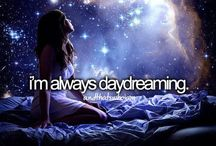 DRΣΔMIΠG.. ☁ / My dreams and fantasies.. I can't explain, it's just my escape from reality!