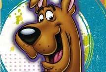 Scooby Doo - My Favorite Cartoon!!!! / by Edie Lindsey