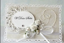 Wedding cards and tags