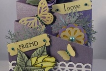 Cascading cards