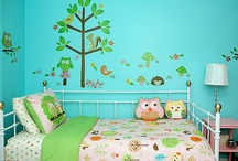 Kids bedrooms / by Shalini Boland