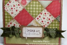 Quilted and Patchwok Cards