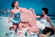 Vintage Beachwear / by Va-Voom Vintage