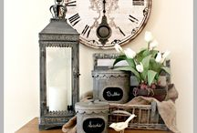 Wall & Furniture pieces