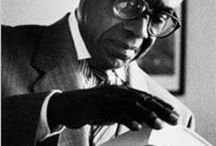 Aimé Césaire \ / « Le crayon de Dieu lui-même n'est pas sans gomme.  » Aimé Césaire