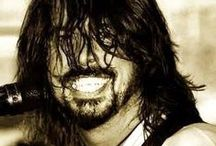 Okay, Now Its Just Become An Obsession.... / This started out as a generic music board and then suddenly it began to morph into this wonderful Foo Fighters' Love Fest!  What a great band…. / by Joanie Bowen
