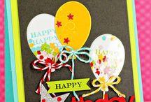 Ballon Cards
