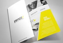 Brochure Design / by Jenni Roberts