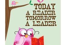 I Heart Reading!!  / by Ashley Hawkins