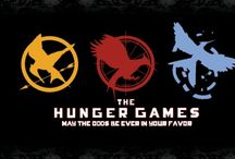 Hunger Games  / One of my favourite fandoms!