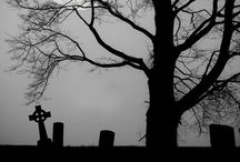 Haunted / Scary stuff, from true stories to deserted places.