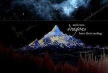 Middle Earth / I love these movies, I will read the books!