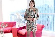 Projects / Pics from projects I've worked on with brands including modelling, styling, event hosting and window curating. Find out more at http://www.ella-lapetiteanglaise.com/projects