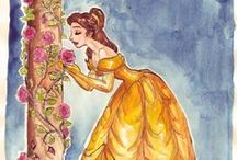 My love for all things Disney / by Jessica Walker