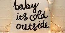 Hello Winter...
