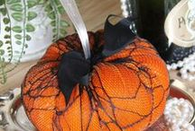 Halloween / Eclectic All Hallows' Eve items.