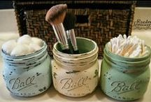 *Mason Jars* / Mason Jar DIY