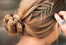 Styles - Hair / by Nunnu