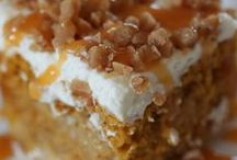 Fall recipes / These fall recipes are perfect for the season.