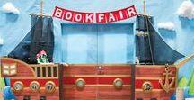 Osceola 2016 Bookaneer Book Fair Ideas / Osceola 2016 Bookaneer Book Fair Ideas