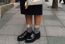 Socks! / http://lovemycolors.blogspot.com.tr/?m=1