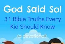 The Bible and Kids
