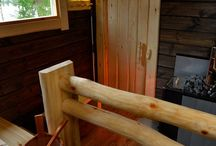 Cottage sauna & toilet