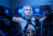 Dystopia / Cyberpunk / Dystopia / Cyberpunk / Neon Lights / SciFi / Future
