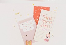PARTY : Circus Top / Welcome to the circus! Find fabulous inspiration to host your own big top night!