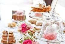 PARTY : Tea Party / Tea Party food and decoration guide