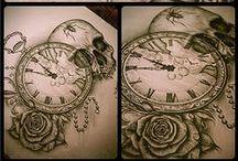 Art // Tattoos / by Kristy Lyn