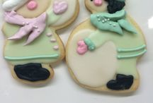 Decorated Cookies / by Diane Hull