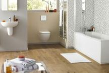 Contemporary Bathrooms / Modern bathroom styles to inspire your next project. / by BestBathrooms.com