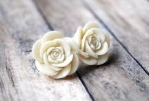 Flowers Earrings [Design & Inspiration]