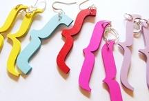 Geek Earrings / by Orecchini Fai da Te