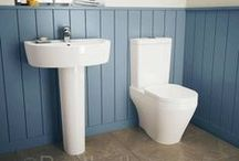 Toilets & Basins / Everyday essentials for your bathroom. / by BestBathrooms.com