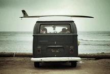 On the road / VW Combi Van | Mini Van | Mini Bus | Bus | Microbus