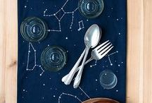 PARTY : Star gazing / Whether hosting a little family star gazing party, or wanting to bring it indoor for a full on bash, find all the star gazing inspiration you'll need right here.