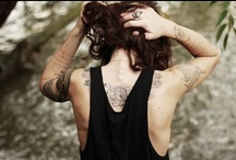 Stay calm and get inked / by Coralie Aime